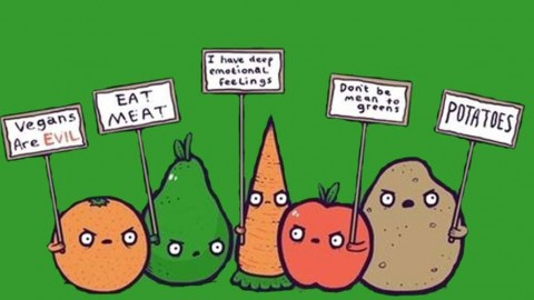 Kokker hater veganere