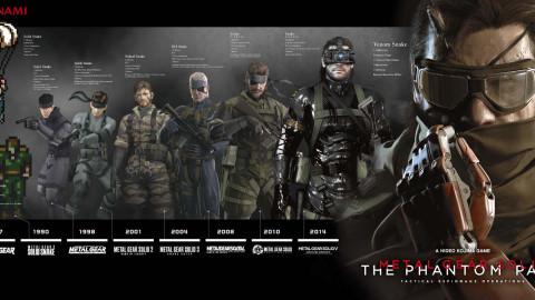Hele Metal Gear Solid historien Del 2