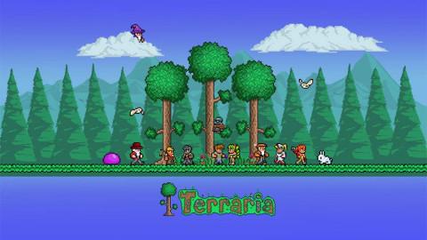 Julegaming #1: Terraria