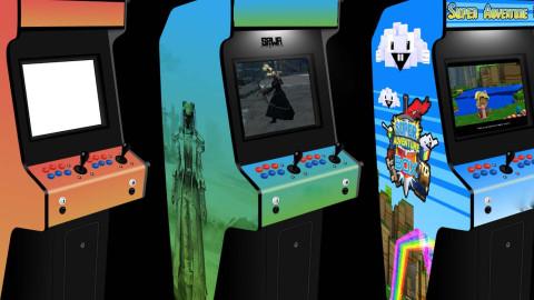 Prosjekt arcade del 1