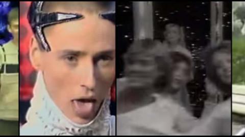 10 awkwarde musikkvideoer