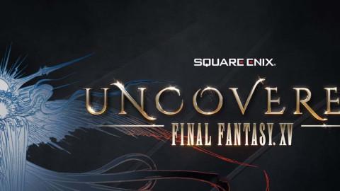 Final Fantasy XV info overload