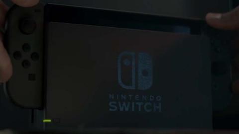 Nintendo Switch annonsert