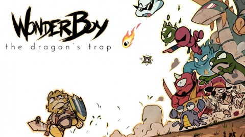 WonderBoy In Monster Land remake annonsert